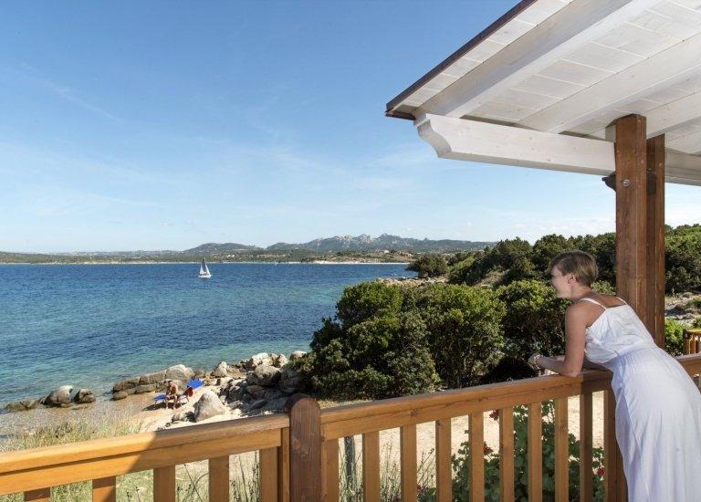 bungalow vista mare palau sardegna
