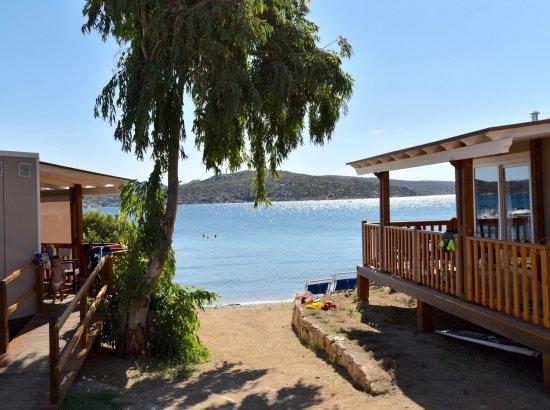 bungalow sul mare Palau - Sardegna